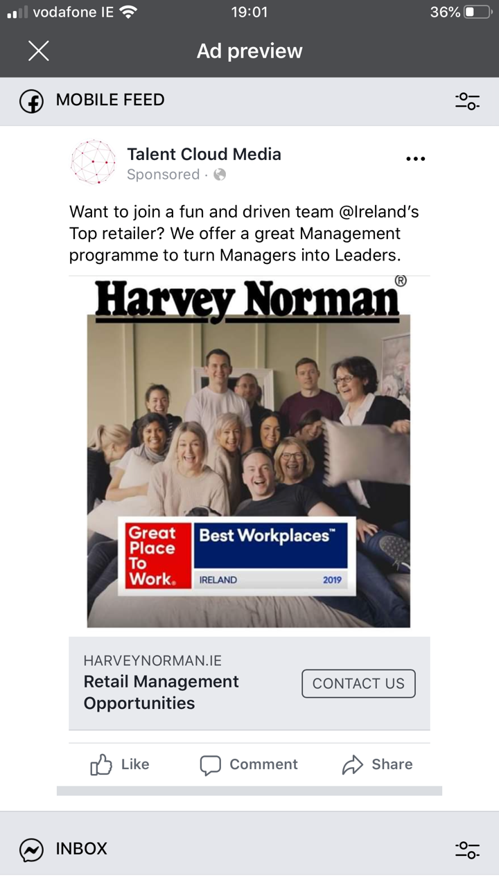 Client Ad1 Harvey N