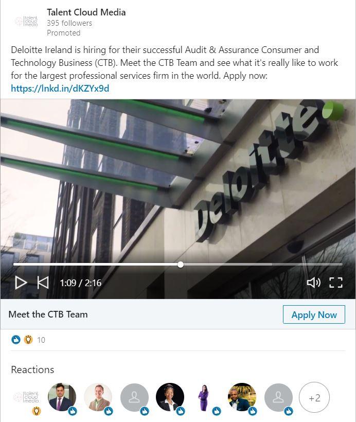 Client Ad8 Deloitte